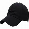 Blank dad hats denim baseball cap custom logo6 panel unstructured hats sport cap