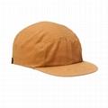 Men Casual Baseball Cap Cotton Blank 5 Panel Baseball Hat Custom Logo Wholesale 5