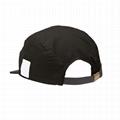 Men Casual Baseball Cap Cotton Blank 5 Panel Baseball Hat Custom Logo Wholesale 2