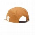 Men Casual Baseball Cap Cotton Blank 5 Panel Baseball Hat Custom Logo Wholesale