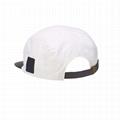 Men Casual Baseball Cap Cotton Blank 5 Panel Baseball Hat Custom Logo Wholesale 4