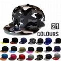 Wholesale Gradient color snapback cap