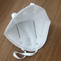 Fast Delivery N95 Mask In Stock 3d Fold N95 Face Mask With Elastic Earloop Band