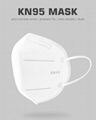 Factory Price Kn95 Level Mouth Mask And Anti-fog Dustproof Function N95 Mask