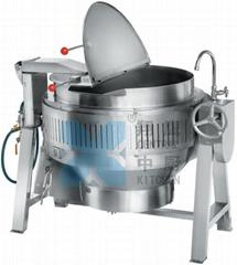 燃氣型熬煮鍋