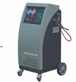 Air Conditioner Refrigerant recovery