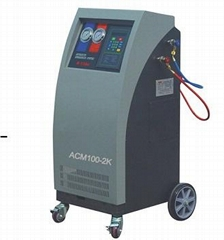 Air Conditioner Refrigerant recovery charge machine