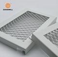 PVDF Aluminum Metal Mesh Panel