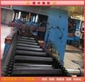 Corrugated edge conveyor belt, high temperature resistant 2
