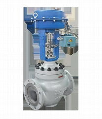 LN83 Series high control precision Cage Guided Globe Control Valve