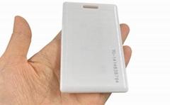 卡片式高低双频有源RFID标签智能胸卡