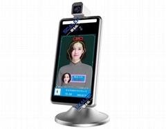 人體測溫人臉識別設備
