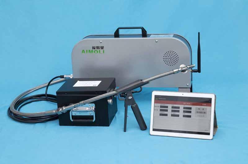 AML-202工程车辆(柴油车)尾气分析仪 1