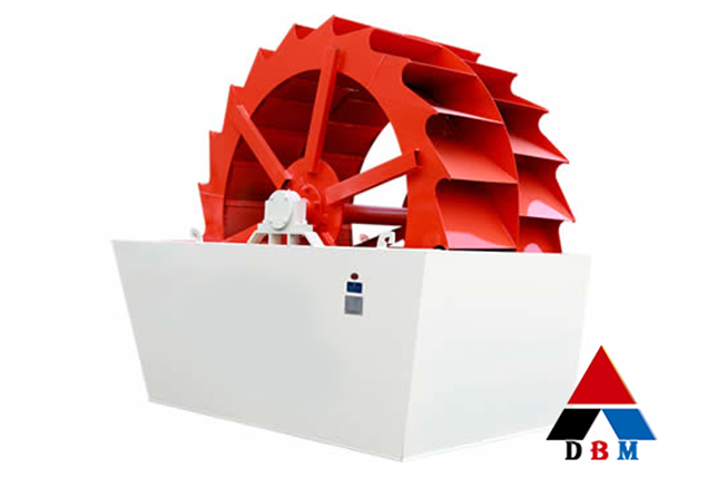 Impeller sand washing machine High-efficient Sand Washing Machine 3