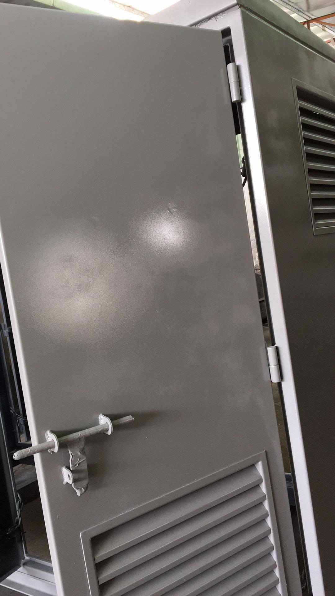 鉛水+噴油漆電箱 4