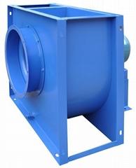 九洲普惠XBF多翼型排煙離心通風機廚房專用強力抽煙機管道排風扇