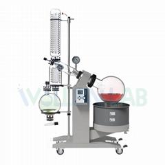 20L Medical Essential Oil Extraction Distillation Equipment Rotary Evaporator