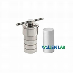 Lab Pressure Tank 250ml Teflon Lined Hydrothermal Synthesis Autoclave Reactor