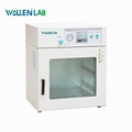 Lab Small Digital Display Stainless Steel Inner Chamber Vacuum Drying Oven