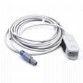 BCI 1300 Digimax 5500 spo2 sensor,7pin 2