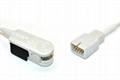 Biolight Digital M700 M800 spo2 sensor 15-100-0013,DB9pin 3