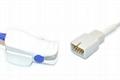 Biolight Digital M700 M800 spo2 sensor 15-100-0013,DB9pin 4