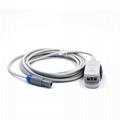 Choice Nellcor oximax  Adult finger clip spo2 sensor,9pin 4