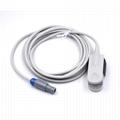 Choice Nellcor oximax  Adult finger clip spo2 sensor,9pin 3