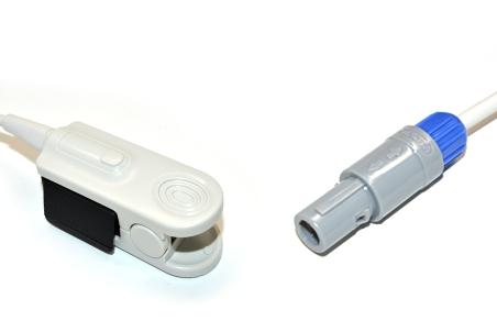 Choice digital 6000DP Spo2 sensor,6pin 3