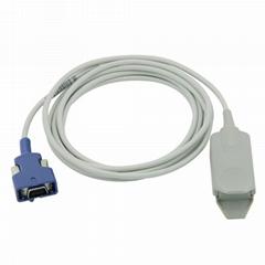 Colin/Omron Oximax BP-306/BP-508/BP-808/BP-88/BP-88S Spo2 sensor