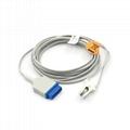 GE Ohmeda S/5 Pediatric spo2 sensor,11pin 2