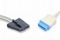 GE Carescape B650  B850 Dash series Neonate  spo2 sensor,Nellcor tech,11pin 5