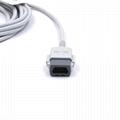 Datex Ohmeda TruSat ED/TruSat TD/OXY-F4-MC spo2 sensor 8