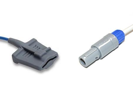 Goldway 7pin oximax Adult finger clip spo2 sensor 4