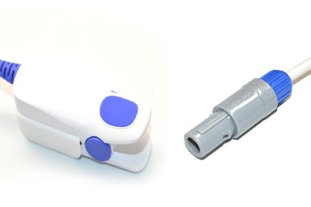 Goldway 7pin oximax Adult finger clip spo2 sensor 6