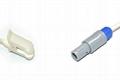 Goldway 7pin oximax Adult finger clip spo2 sensor 8