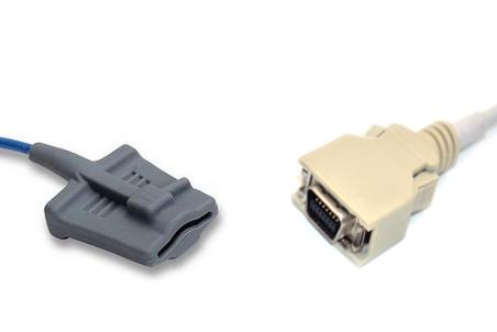 Manufacturer IVY Spo2 sensor ,14pin masimo Tech 4