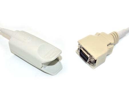 Manufacturer IVY Spo2 sensor ,14pin masimo Tech 1