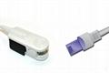 Lohmerier compatible Spo2 sensor,6pin