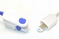 Masimo Rad-8/Rad-5/Rad-5V/SatShare 1269/1276 LNOP Adut spo2 sensor 4