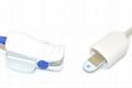 Masimo Rad-8/Rad-5/Rad-5V/SatShare 1269/1276 LNOP Adut spo2 sensor 8