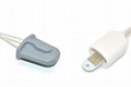 Masimo Rad-8/Rad-5/Rad-5V/SatShare 1269/1276 LNOP Adut spo2 sensor 9