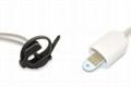 Masimo Rad-8/Rad-5/Rad-5V/SatShare 1269/1276 LNOP Adut spo2 sensor 12