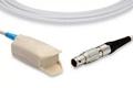 MDE/Invivo 4500/9383 Adult finger clip spo2 sensor,7pin
