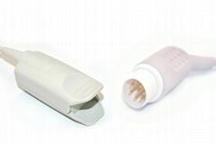 MEK round 8pin compatible spo2 sensor