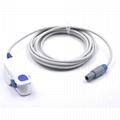 Mindray masimo  PM-6000/8000 spo2 sensor,6pin 40 degree 2