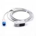 Mindray Beneview T5/T8 IMEC8 spo2 sensor,7pin 2