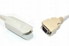 Nellcor SCP-10/N-550/N-395 spo2 sensor,14pin