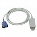 Nellcor DOC-10 Finger clip spo2 sensor