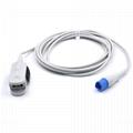 Newtech NT2A/NT2C Finger clip spo2 sensor,8pin